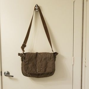 Marc by Marc Jacobs quilted messenger bag